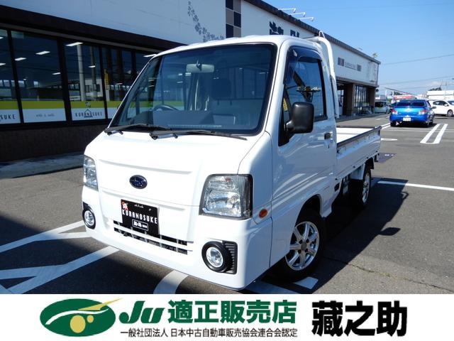 スバル サンバートラック TC−SC 4WD 5速マニュアル (検...