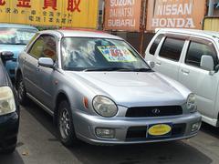 インプレッサスポーツワゴンI's 4WD CDデッキ アルミ
