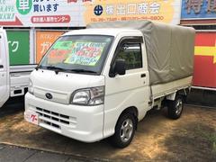 サンバートラックTB 幌付 4WD CD スピーカー