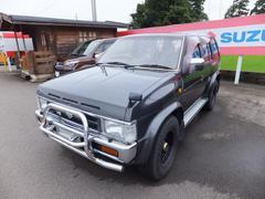 テラノV6−3000 ワイドR3M 4WD 同色全塗装済車