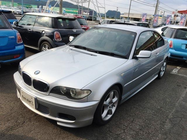 BMW 3シリーズ 318Ci Mスポーツパッケージ (なし)