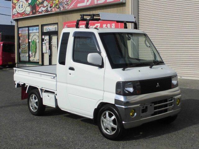 三菱 ミニキャブトラック スーパーキャブ (なし)