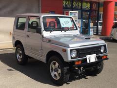 ジムニーランドベンチャー 4WD 5MT アルミ