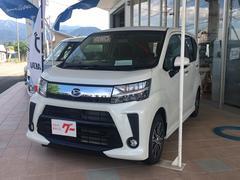 ムーヴカスタム Xリミテッド SAIII 4WD ナビ TV