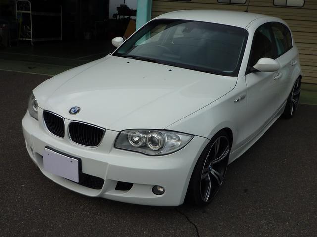 BMW 1シリーズ 118i 19インチアルミ Mスポーツ仕様 (なし)