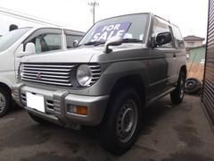 新潟県の中古車ならパジェロミニ スキッパーX 4WD キーレス 社外CD