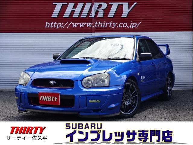 スバル WRX 2003 Vリミテッド 4WD TEIN車高調 D型