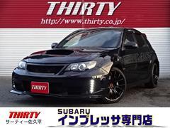 インプレッサWRX STi4WD 1オーナー フルエアロ 純正HDDナビ