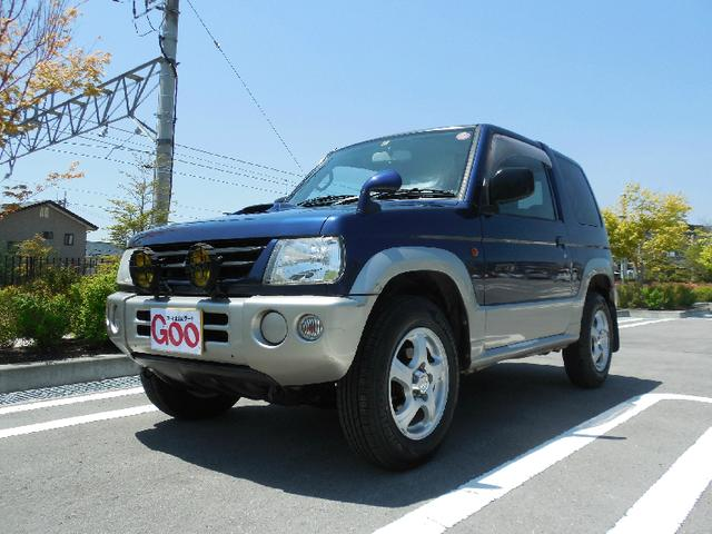 三菱 V 4WD ワンオーナー車 新品タイヤ 塩害対策済み 記録簿