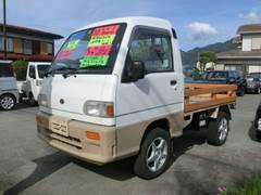サンバートラックハイルーフ 4WD 5MT リフトアップ