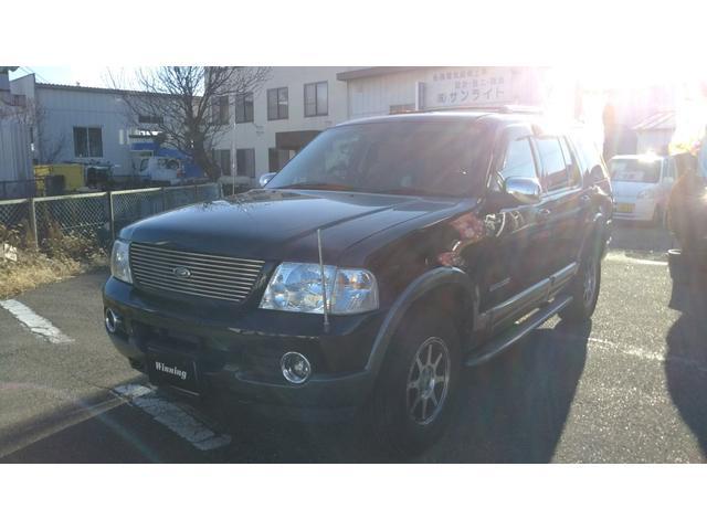 フォード XLT 4WD 7人乗り