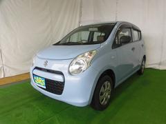 新潟県の中古車ならアルト F 関東仕入 1年保証 走行距離無制限