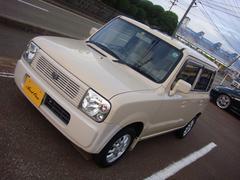 新潟の中古車 スズキ アルトラパン 車両価格 29.2万円 リ済別 平成17年 10.0万K ベージュ