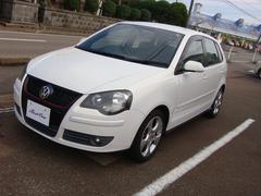 新潟の中古車 フォルクスワーゲン VW ポロ 車両価格 48.6万円 リ済込 2006年 7.2万K パール