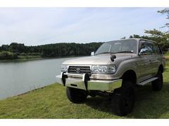 ランドクルーザー80GX ディーゼル 4WD リフトUP