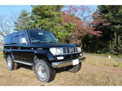新潟県の中古車ならランドクルーザープラド SXワイド