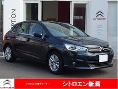 新潟県の中古車ならシトロエン C4 セダクション 新車保証 純正ナビ