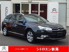 新潟県の中古車ならシトロエン C5 ツアラー セダクション