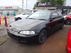 新潟県の中古車ならシビック SiR 5速マニュアル
