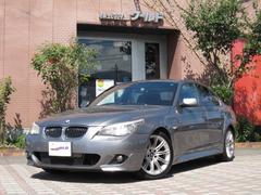 BMW525i Mスポーツパッケージ エアロ 純正ナビ キセノン