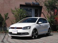 VW ポロGTI ターボ・スーパーチャージャー 禁煙車 ETC HID