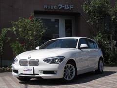 BMW116i スタイル 1オーナー Bluetoothオーディオ