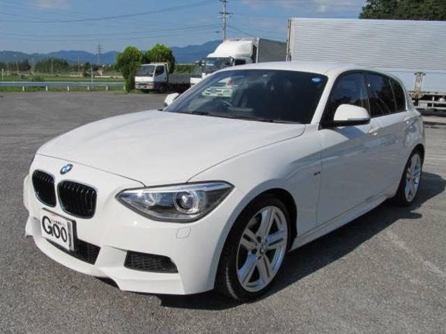 BMW 1シリーズ 120i Mスポーツ HDDナビ ETC (検...
