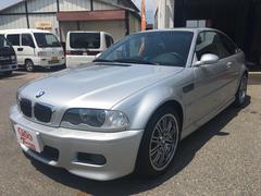 BMWM3 SMGII 車庫保管 黒革シート ETC