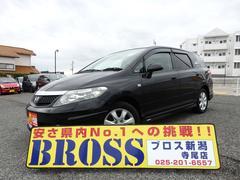 新潟県の中古車ならエアウェイブ L スカイR 純正HDDナビ フルエアロ 7スポーツ ETC