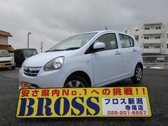 新潟県の中古車ならプレオプラス F アイドリングストップ キーレス 純正オーディオ