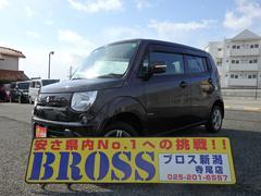 新潟県の中古車ならMRワゴン X ワンオーナー車 4WD 社外ナビ フルセグTV