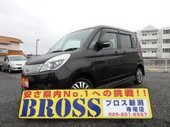 新潟県の中古車ならソリオ S 関東仕入 ワンオーナー 両側PWスライド ナビ TV