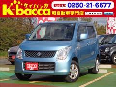 新潟県の中古車ならワゴンR FX 純正CDデッキ 社外製AW