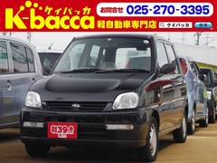 新潟の中古車 スバル プレオ 車両価格 16.8万円 リ済別 平成18年 6.8万K ブラック