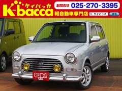 新潟県の中古車ならミラジーノ ミニライトスペシャル CDデッキ 専用アルミホイール
