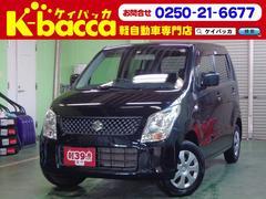 新潟県の中古車ならワゴンR FX CDデッキ キーレス ベンチシート ABS