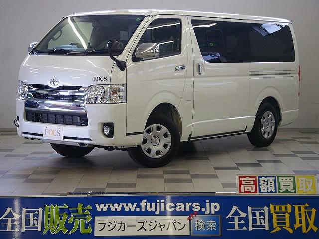 トヨタ キャンピングカーFOCSエスパシオES 4WD FFヒーター