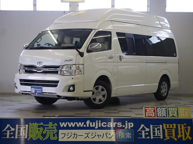 Photo of TOYOTA HIACE VAN SUPER LONG WIDE DX GL PACKAGE / used TOYOTA