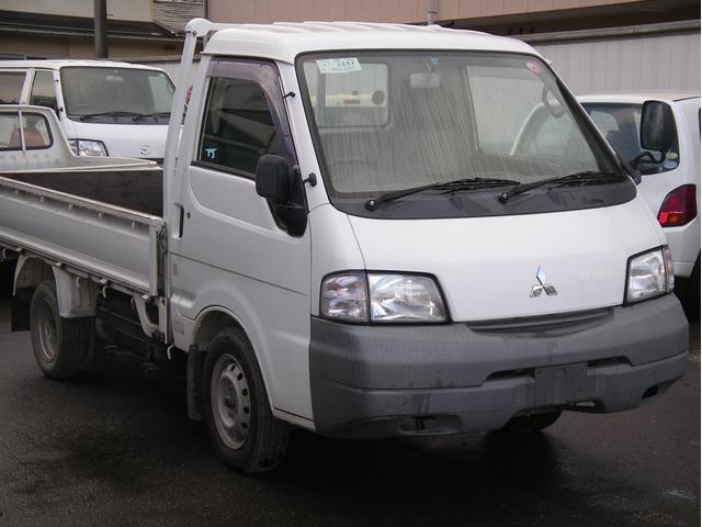 三菱 デリカトラック DX 850K 低床 ダブルタイヤ AT免許...