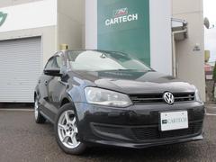 新潟の中古車 フォルクスワーゲン VW ポロ 車両価格 77万円 リ済別 2012年 8.2万K ブラックM