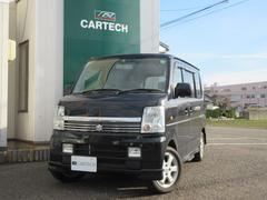 新潟県の中古車ならエブリイワゴン PZターボスペシャル 両側パワースライド 電動ステップ