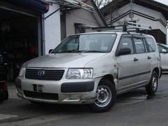 新潟県の中古車ならサクシードバン Uキャリア付き4WD