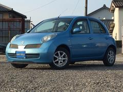 新潟県の中古車ならマーチ 12c キーレス CD アルミ スタッドレス