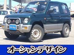 新潟県の中古車ならパジェロミニ XR−II 4WD タイベル交換済み