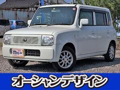 新潟県の中古車ならアルトラパン X キーレス CD アルミ