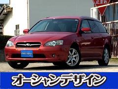 新潟県の中古車ならレガシィツーリングワゴン 2.0i 4WD DVDナビ ETC