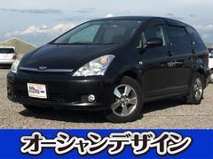 新潟県の中古車ならウィッシュ X DVDナビ ETC Bカメラ
