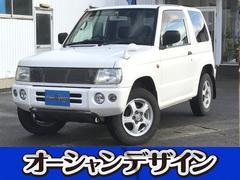 新潟県の中古車ならパジェロミニ X 4WD アルミ CD フルフラット
