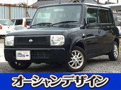 新潟県の中古車ならアルトラパン G アルミ CD