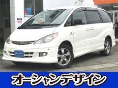新潟県の中古車ならエスティマL アエラス Gエディション ナビスペシャル 4WD HDDナビ